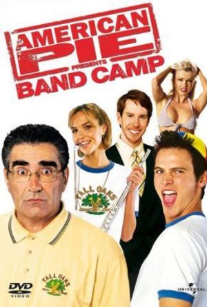 American Pie - Band Camp poster