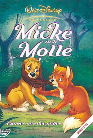 Micke och Molle - Vänner när det gäller poster
