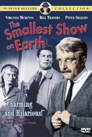 Världens minsta show poster