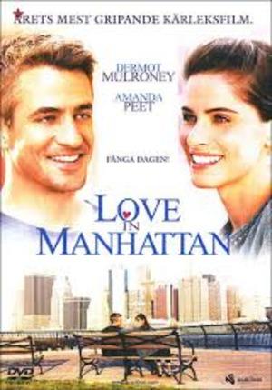 Love In Manhattan poster