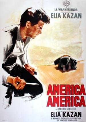 Amerika, Amerika poster