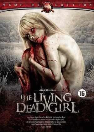 Den levande döda flickan poster