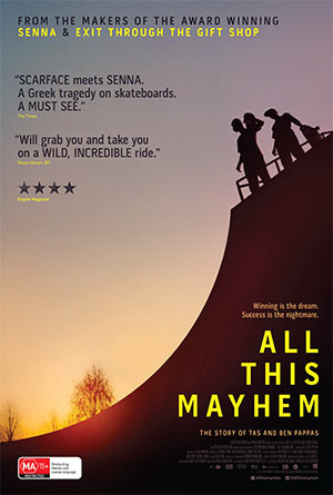All This Mayhem poster