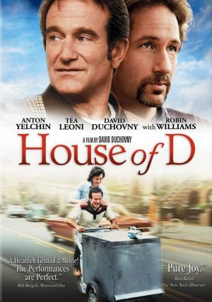 House of D poster