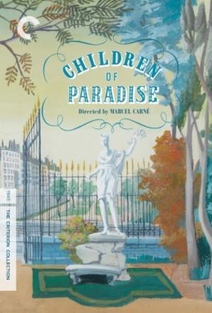 Paradisets barn poster