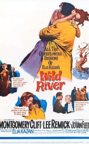 Vredens flod poster