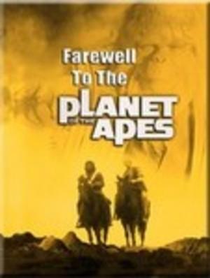 Farväl Till Apornas Planet poster