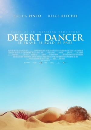 Desert Dancer poster