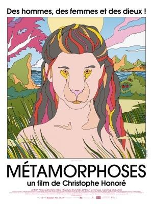 Métamorphoses poster