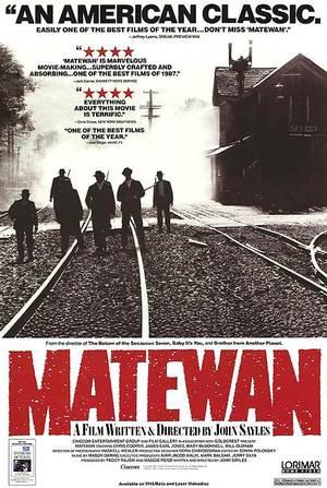 Matewan poster