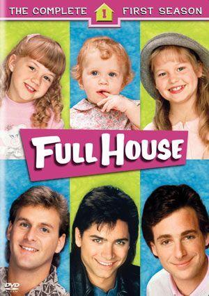 Huset fullt poster