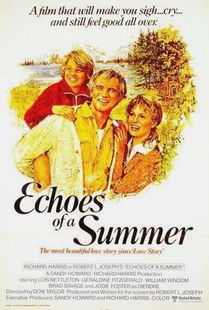 Echoes of a Summer poster
