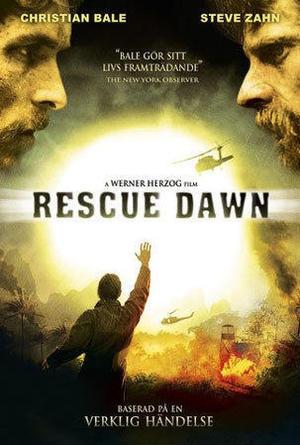 Rescue Dawn poster