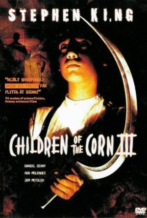 Children of the corn III poster