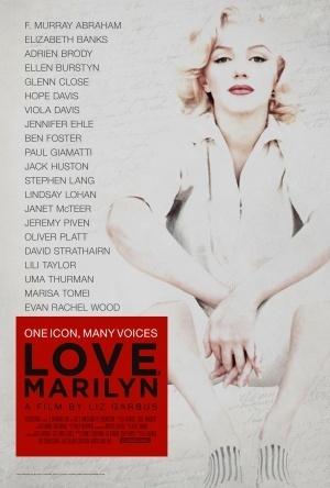 Love, Marilyn poster
