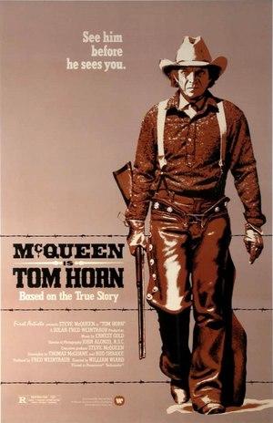 Tom Horn poster