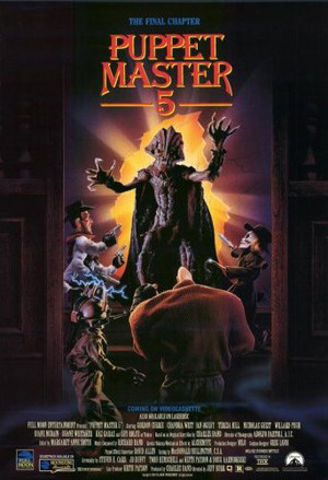 Puppet Master 5: The Final Chapter poster
