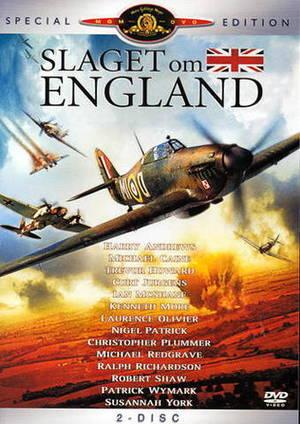 Slaget om England poster