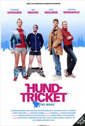 Hundtricket - The Movie poster