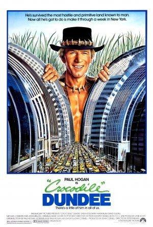Crocodile Dundee - En storviltjägare i New York poster