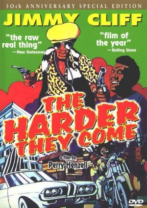 The Harder They Come poster