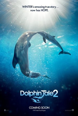 Dolphin Tale 2 poster