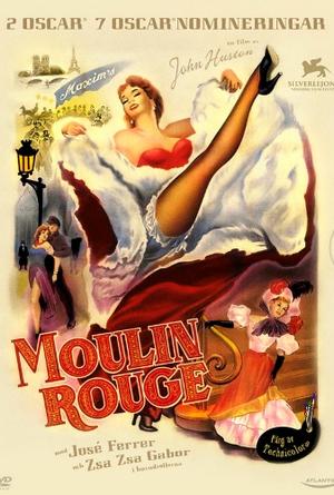 Målaren på Moulin Rouge poster