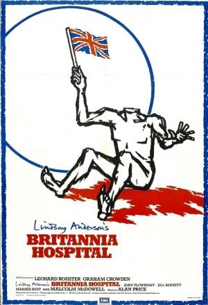 Brittiska sjukan poster
