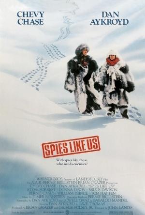 Spioner är vi allihopa poster