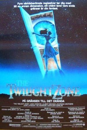Twilight zone - På gränsen till det okända poster