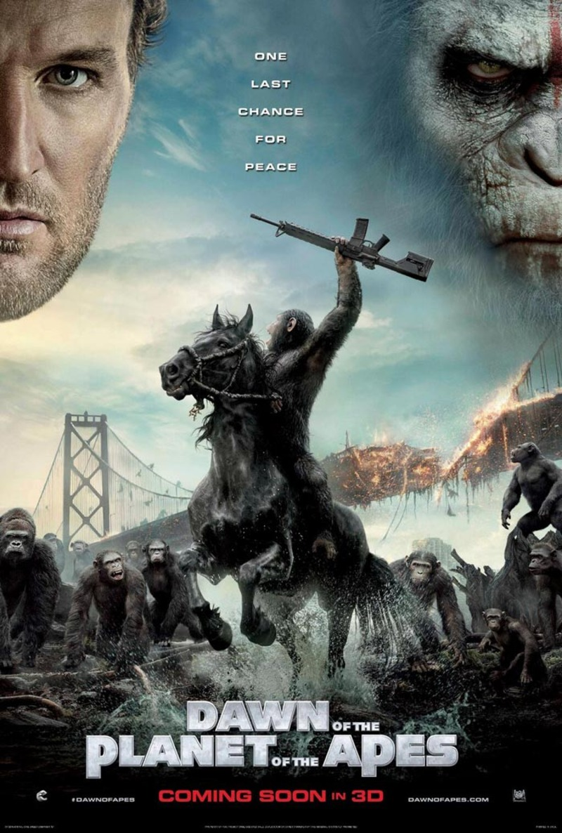 Medium darn of the planet of the apes intl poster