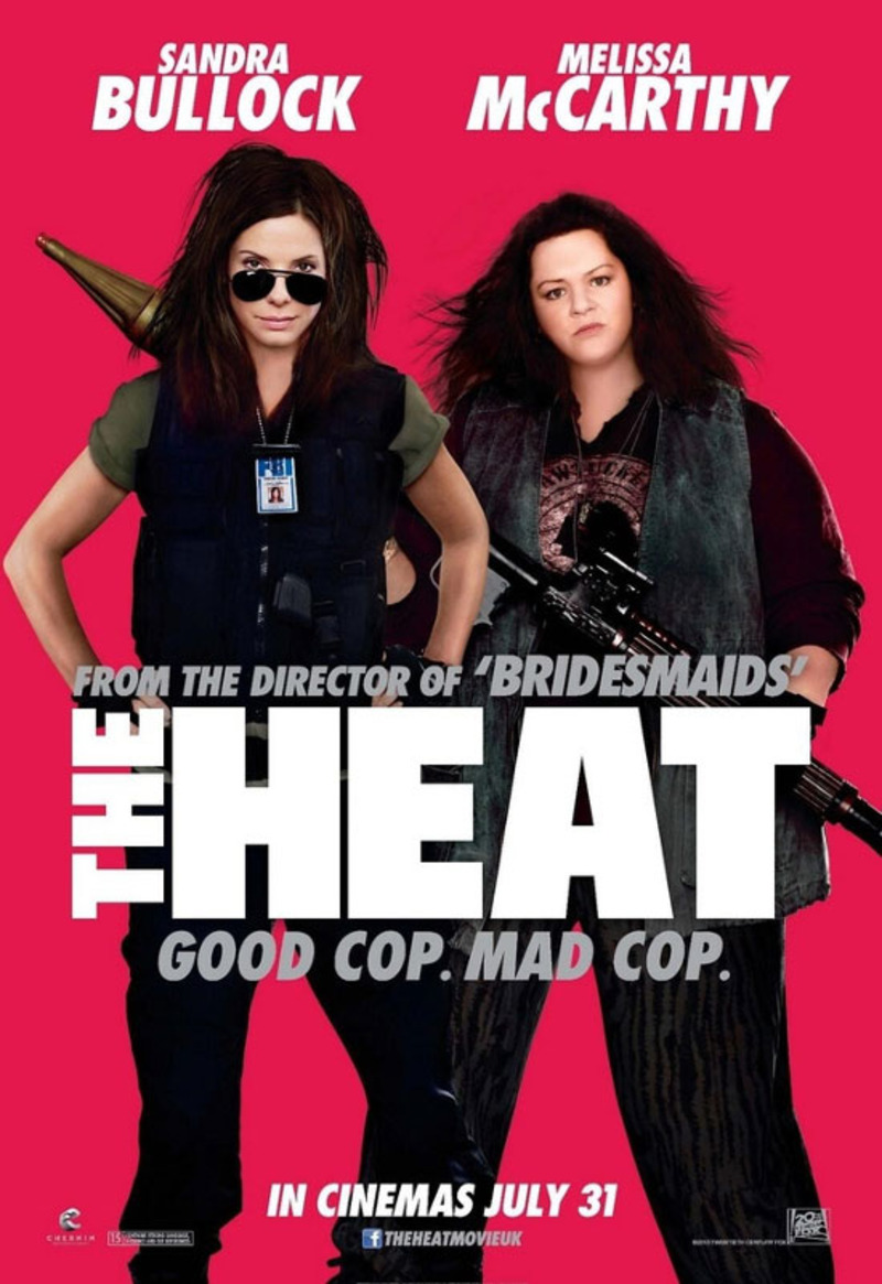 Medium the heat poster