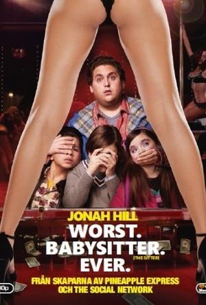 Worst Babysitter Ever poster