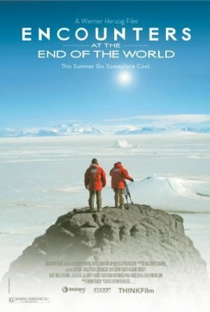 Encounters at the End of the World poster