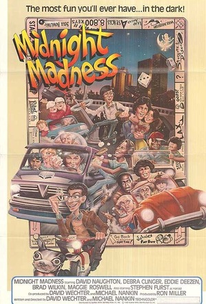 Midnight Madness poster