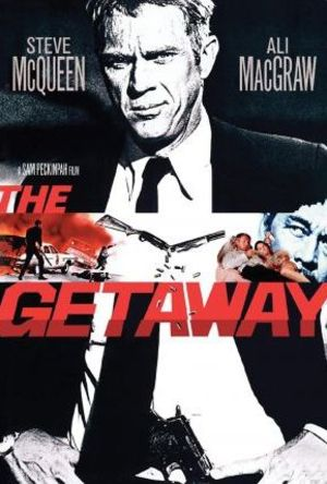 Getaway - rymmarna poster