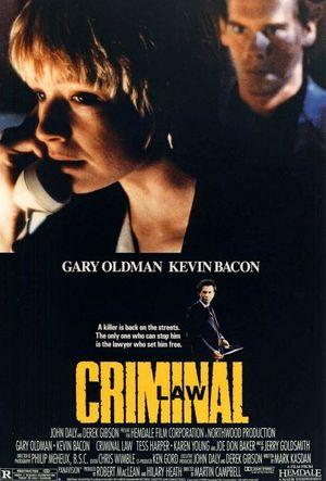 Criminal Law poster