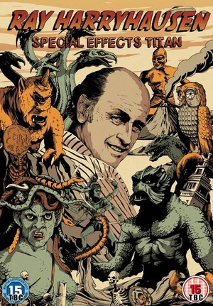 Ray Harryhausen: Special Effects Titan poster