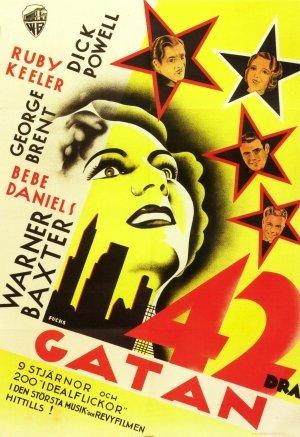 42:a gatan poster