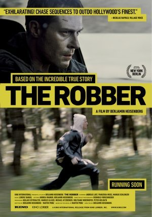 The Robber poster