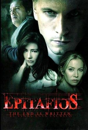Epitafios - besatt av hämnd poster
