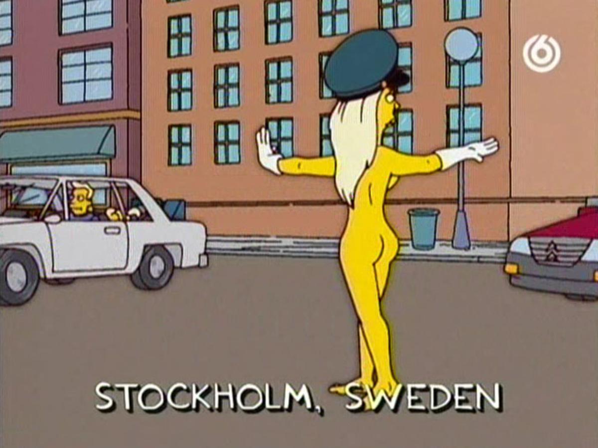 Large stockholm