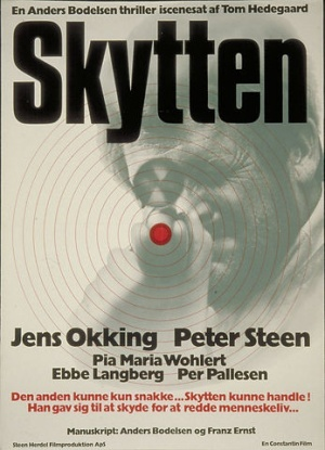 Skytten poster