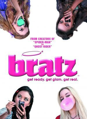 Bratz - The Movie poster