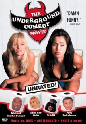 The Underground Comedy Movie poster