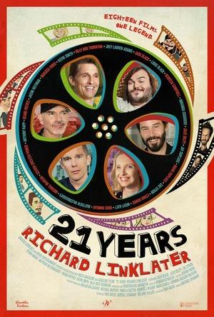 21 Years: Richard Linklater poster