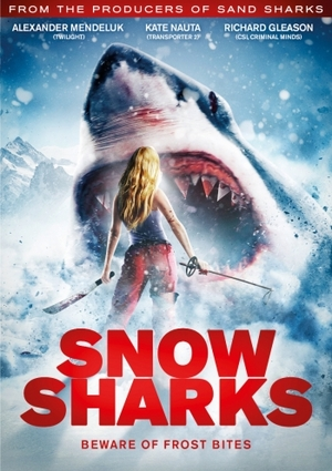 Snow Sharks poster