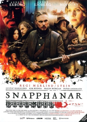 Snapphanar poster