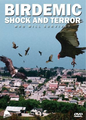 Birdemic: Shock and Terror poster