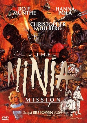 The Ninja Mission poster